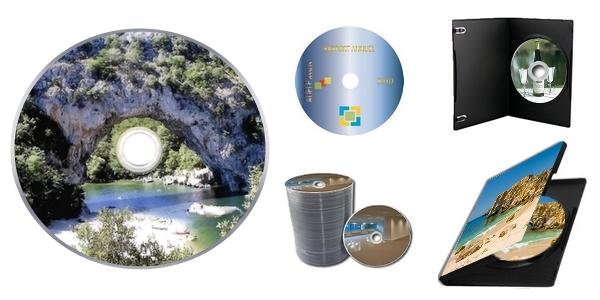Cd et dvd interactif - Réalisation de cd navigable développé sur mesure.