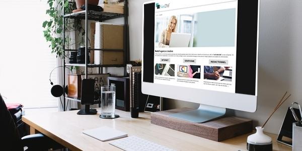 L'activité Netdif - Des prestations web et graphique de qualité