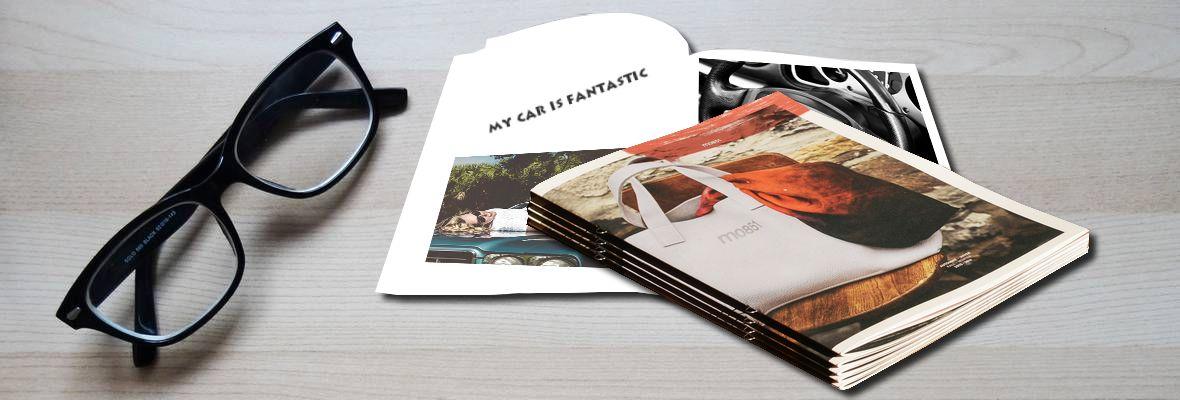 Catalogue brochure création et print